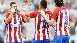 PSV 0-1 Atletico: Chiến thắng đúng chất Simeone