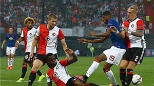 Vì sao Marcus Rashford gây thất vọng ở trận gặp Feyenoord?