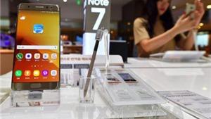 Bộ Công Thương khuyến cáo ngừng sử dụng Samsung Galaxy Note 7