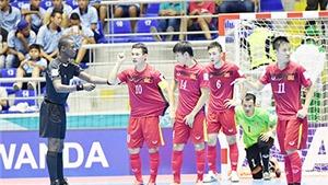Futsal Việt Nam lập kỳ tích ở World Cup 2016: Có may nhưng cũng có hay