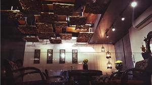 Quán cafe Hà Nội này quá lợi hại. Vào trong là biết liền
