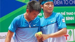 Hoàng Nam – Hoàng Thiên tiếp tục gây sốc tại Vietnam F5 Futures