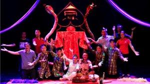 Vở 'Ngũ biến' của Việt Nam gây ấn tượng cho khán giả Trung Quốc