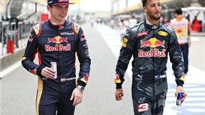 Ricciardo càng hay, Red Bull càng đau đầu