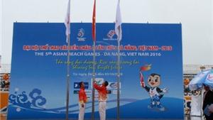Lễ Thượng cờ các quốc gia, vùng lãnh thổ tham dự ABG5