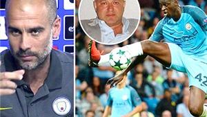 Vụ khẩu chiến với Pep Guardiola: Vì sao Yaya Toure dung túng người đại diện?