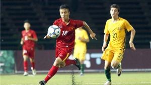 U16 Việt Nam quyết tạo nên KỲ TÍCH dự World Cup