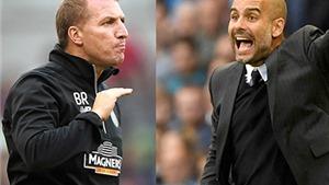 01h45 ngày 29/09, Celtic - Man City: Ngày Rodgers 'diện kiến' Guardiola