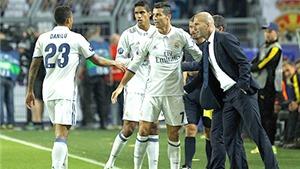 21h05 ngày 2/10, Real Madrid - Eibar: Không mạo hiểm, Real sẽ lại chiến thắng