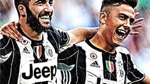 Empoli 0-3 Juventus: Bùng nổ dữ dội với 'song sát' Dybala – Higuain