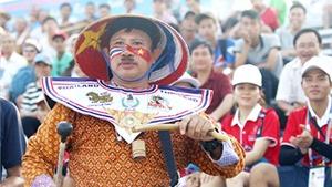 Thể thao Thái Lan dưới lăng kính văn hóa cổ vũ