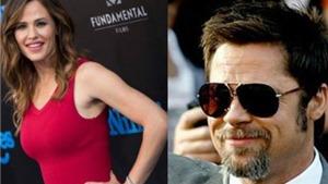 Jennifer Garner: 'Brad và tôi đang hẹn hò'