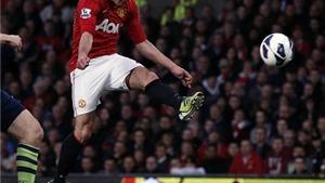 Van Persie nhận giải Cầu thủ ghi bàn thắng đẹp nhất Premier League
