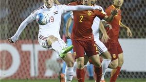 Trung Quốc thua sốc ở vòng loại World Cup 2018, HLV sắp bị sa thải