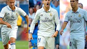 Real Madrid trông chờ gì ở Morata, Vazquez và Asensio?