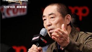 Trương Nghệ Mưu tiết lộ bí mật 'Vạn Lý Trường Thành' ở New York