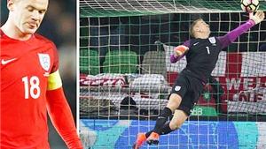 Slovenia 0-0 Anh: Joe Hart tỏa sáng, Tam sư thoát hiểm hú vía
