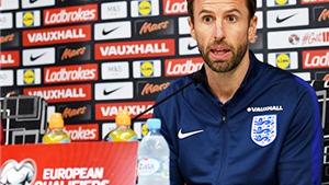 Gareth Southgate: 'Tuyển Anh chỉ là mớ hỗn độn, hòa là vui rồi'