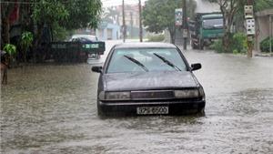 Công điện của của Thủ tướng về việc ứng phó khẩn cấp mưa lũ tại các tỉnh miền Trung
