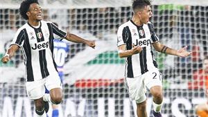Juventus 2–1 Udinese: Dybala rực sáng trong ngày Higuain được vinh danh