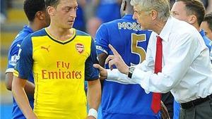 Wenger tuyên bố phá két, bằng mọi giá giữ chân Oezil