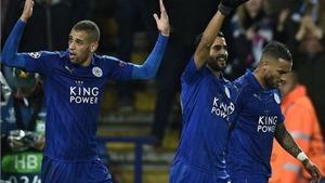 Vì sao Leicester thăng hoa ở Champions League, dù cực tệ ở Premier League?
