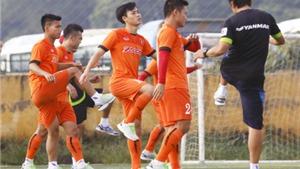 Tuyển Việt Nam nóng lòng so tài FC Seoul