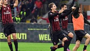 Milan 1-0 Juventus: Tiền vệ 18 tuổi lập công, Milan lên nhì bảng