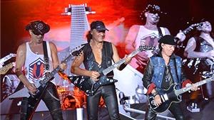 Fan Scorpions có thể tìm thấy giọng mình trong clip này