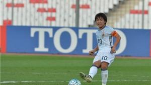 'Sao' U19 Nhật Bản từng 2 lần thắng lứa Công Phượng