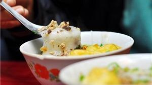Bánh đúc nóng sánh mịn, món ngon cho ngày đông Hà Nội