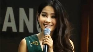 Mổ băng 'thảm họa' phiên dịch khiến Nam Em trượt top 4 Hoa hậu Trái đất