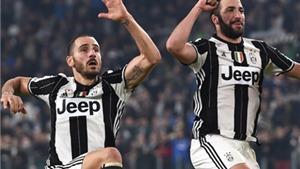 Juventus 2-1 Napoli: Higuain '90 triệu' khẳng định giá trị nhưng Juve rất 'nhớ'... Pogba