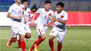 Bóng đá Việt Nam và tương lai từ lứa U19