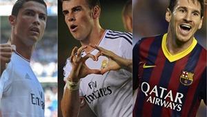 Gareth Bale hưởng lương cao nhất thế giới, bỏ xa Ronaldo, Messi