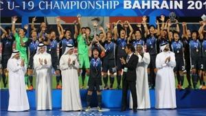 U19 Việt Nam chỉ chịu thua nhà vô địch Nhật Bản
