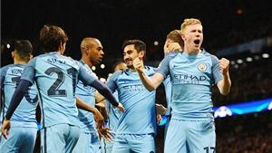ĐIỂM NHẤN Man City 3-1 Barca: Nỗi nhớ Iniesta, người hùng De Bruyne, và chìa khóa mang tên pressing