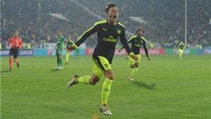 Arsenal: Mesut Oezil đã thay đổi kì diệu như thế nào?