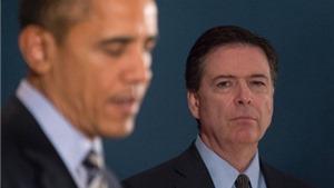 Tổng thống Bill Clinton từng 'trảm' Giám đốc FBI; ông Obama có dám?