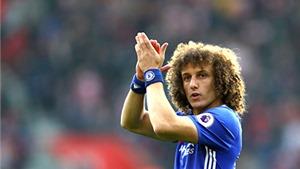 David Luiz thay đổi ra sao dưới bàn tay Antonio Conte?