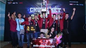 Pro GK vô địch giải thể thao điện tử Tập kích