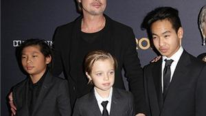 Angelina Jolie từ chối yêu cầu nuôi con chung của Brad Pitt