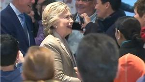 Thăm dò mới nhất, sáng 9/11: Hillary Clinton sẽ giành chiến thắng hôm nay