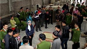 CHÙM ẢNH: Tan hoang vụ nổ lò hơi ở Thái Nguyên, 2 người chết, 6 bị thương