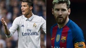 Ronaldo và Messi, ai xuất sắc hơn trong năm 2016?