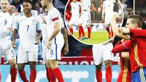 ĐIỂM NHẤN Anh 2-2 Tây Ban Nha: Southgate tiếc nuối. Vardy cuối cùng đã ghi bàn