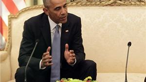 Phát biểu chấn động lương tri của ông Obama về chủ nghĩa dân tộc 'thô bạo'