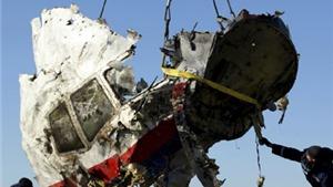 Vụ bắn hạ MH17: Đã xác định được 100 cá nhân liên quan