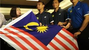 Malaysia chốt danh sách, hạ quyết tâm đi tới chung kết AFF Cup