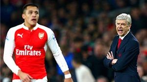 Wenger nhìn từ chuyện sử dụng Sanchez: Bản năng của một bậc thầy